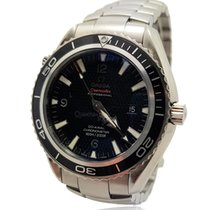 Omega Seamaster Planet Ocean pre-owned 44mm Steel