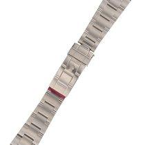 Rolex Bracelet/strap pre-owned 20mm Steel Steel