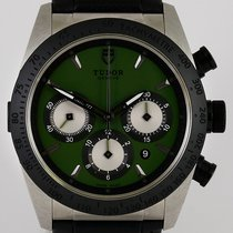Tudor Fastrider Chrono pre-owned Chronograph Date Leather