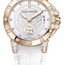 Harry Winston Ocean 400/LA36RC.W/D01 New Rose gold Automatic
