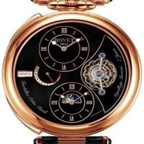 Bovet Rose gold 46mm Manual winding AIOM505 new