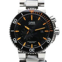 Oris Carlos Coste Limited Edition Titanium 46mm Black