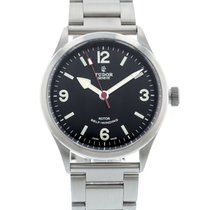 Tudor Heritage Ranger Steel 41mm Black United States of America, Georgia, Atlanta