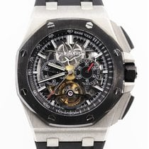 Audemars Piguet Royal Oak Offshore Tourbillon Chronograph 26348IO.OO.A002CA.01 2018 new