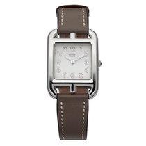 에르메스 스틸 23mm 쿼츠 14492 중고시계