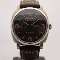 Panerai Radiomir 1940 3 Days Automatic pre-owned 45mm Brown