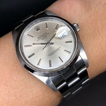 Rolex Oyster Perpetual Date Steel 34mm Silver No numerals Thailand, Bangkok