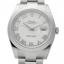 Rolex 126300 Steel Datejust 41mm new United States of America, New York, New York