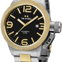 TW Steel Steel 45mm Automatic new