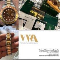 Rolex Guld/Stål 40mm Automatisk 16713 begagnad