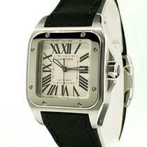 Cartier W20106X8 2010 Santos 100 44mm pre-owned United States of America, New York, New York