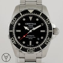 Certina Steel Automatic C013407A pre-owned
