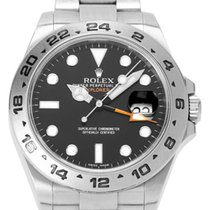 Rolex Explorer II Steel 42mm
