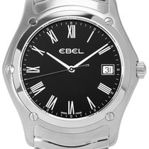 Ebel Classic Steel 37mm