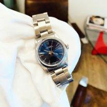 Rolex Oyster Perpetual 31 Acier 31mm Bleu Sans chiffres France, Marseille