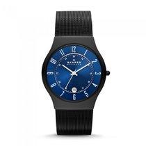 Skagen Titanium Quartz Blue 37mm new
