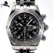Breitling Chronomat Evolution Steel 44mm Brown