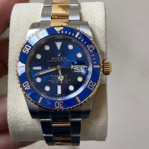 Rolex Submariner Date Gold/Steel 40mm Blue No numerals United States of America, Texas, Rockwall