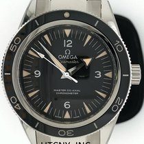 Omega Seamaster 300 Steel 41mm Black Arabic numerals United States of America, New York, New York