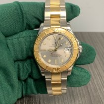Rolex 168623 Gold/Steel Yacht-Master 35mm pre-owned United States of America, New York, New York