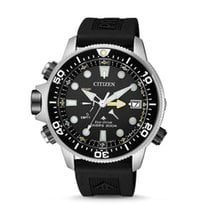 Citizen Promaster Marine Steel 46.5mm Black