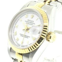 Rolex Datejust Gold/Steel 26mm White Roman numerals United States of America, Georgia, Atlanta