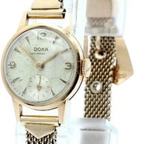 Doxa Women's watch 21mm Manual winding pre-owned Watch only