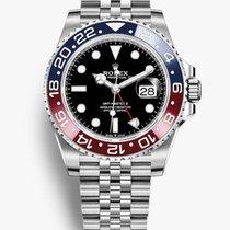 Rolex 126710BLRO Zeljezo GMT-Master II 40mm nov