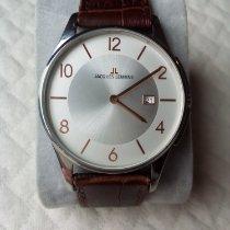 Jacques Lemans Classic London Acero 40mm Blanco Árabes