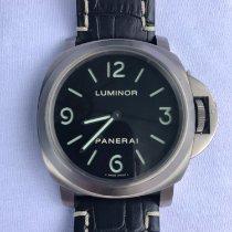 Panerai Luminor Base Titanium 44mm Black Arabic numerals Australia, Lane Cove West