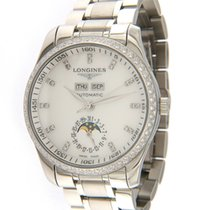 Longines Master Collection 36mm White