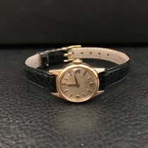 Omega omega Good Rose gold Manual winding