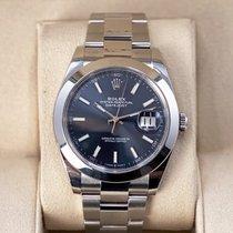Rolex Datejust 126300 Ottimo Acciaio 41mm Automatico