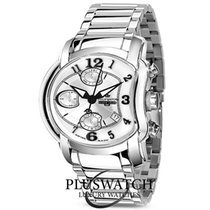 Philip Watch Chronograph 40mm Automatic new Silver