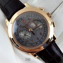 Patek Philippe Oro rojo Cuerda manual usados Chronograph