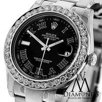 Rolex Datejust II Steel 41mm Black United States of America, New York, New York