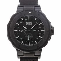 Oris ProDiver Force Recon GMT 49 Black