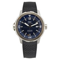 万国 Aquatimer Automatic 钢 42mm 黑色