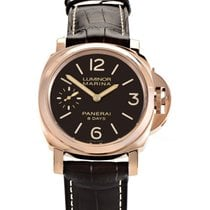 Panerai Luminor Marina 8 Days Rose Gold Pam511 - Pam00511