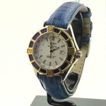 Breitling Lady J Stahl Gold D52065