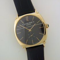 Chaumet 'Dandy' 18ct yellow gold manual watch...NOW 1/2 PRICE