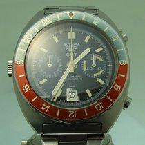 Heuer Cronografo 40mm Automatico 1970 usato Nero