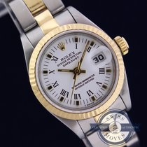Rolex Datejust tweedehands 26mm Goud/Staal