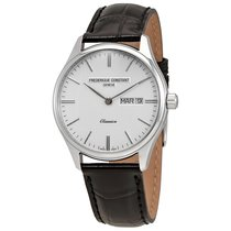 Frederique Constant Steel 40mm Quartz FC-225ST5B5-BROWN new United States of America, New York, NY
