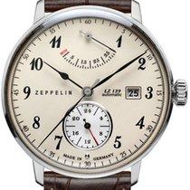 Zeppelin Hindenburg Power Reserve Automatic Watch