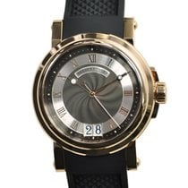 Breguet Marine 18k Rose Gold Dark Grey Automatic 5817BR/Z2/5V8