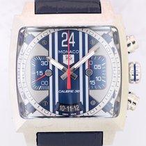 TAG Heuer Monaco Twenty Four Calibre 36 Special Edition Steve...