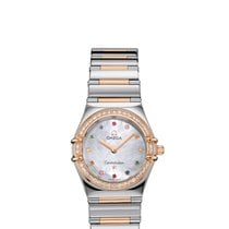 Omega Constellation My Choise / Iris Ladies Small