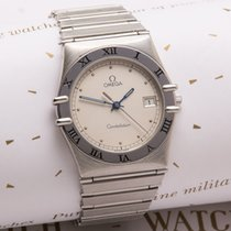 Omega Constellation Steel 33mm United Kingdom, Macclesfield