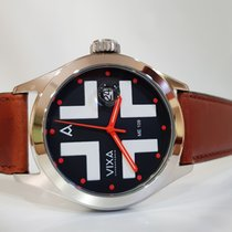 Vixa Steel Automatic Black new
